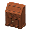 Animal Crossing New Horizons Antique Bureau Image