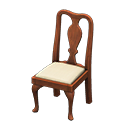 Animal Crossing New Horizons Antique Chair Image