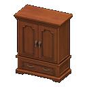 Animal Crossing New Horizons Antique Wardrobe Image