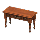 Animal Crossing New Horizons Antique Console Table Image