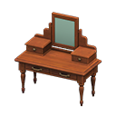 Animal Crossing New Horizons Antique Vanity Image