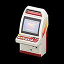 Animal Crossing New Horizons Arcade Fighting Game Image