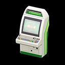 Animal Crossing New Horizons Arcade Mahjong Game Image