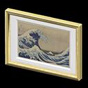 Animal Crossing New Horizons Dynamic Painting Image