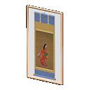 Animal Crossing New Horizons Graceful Painting Image