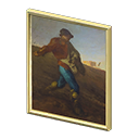 Animal Crossing New Horizons Moody Painting Image