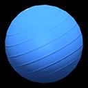Animal Crossing New Horizons Exercise Ball Image
