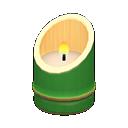 Animal Crossing New Horizons Bamboo Candleholder Image