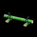 Animal Crossing New Horizons Bamboo Stopblock Image
