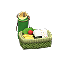 Animal Crossing New Horizons Bamboo Lunch Box Image