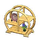 Animal Crossing New Horizons Dried bamboo Bamboo Shelf