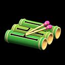 Animal Crossing New Horizons Bamboo Drum Image