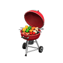 Animal Crossing New Horizons Barbecue Image