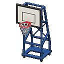 Animal Crossing New Horizons Basketball Hoop Image