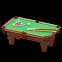 Animal Crossing New Horizons Billiard Table Image