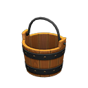Animal Crossing New Horizons Wooden Bucket Image