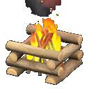 Animal Crossing New Horizons Bonfire