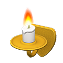 Animal Crossing New Horizons Wall-mounted Candle