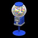 Animal Crossing New Horizons Blue Candy Machine