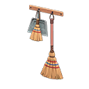 Animal Crossing New Horizons Broom And Dustpan Image