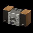 Animal Crossing New Horizons Hi-fi Stereo
