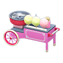 Main image of Cotton-candy stall