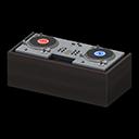 Main image of DJ's turntable