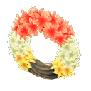 Animal Crossing New Horizons Hyacinth Wreath Image