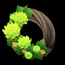 Animal Crossing New Horizons Natural Mum Wreath Image