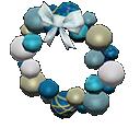 Animal Crossing New Horizons Ornament Wreath Image