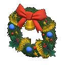 Animal Crossing New Horizons Festive Wreath Image