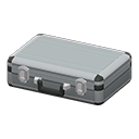 Image of Aluminum briefcase