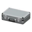 Image of Aluminum briefcase