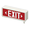 Main image of Exit sign