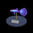 Animal Crossing New Horizons Guppy Model Image