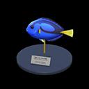 Animal Crossing New Horizons Surgeonfish Model Image