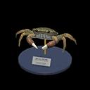 Animal Crossing New Horizons Mitten Crab Model Image