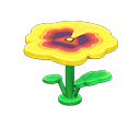 Animal Crossing New Horizons Pansy Table Image