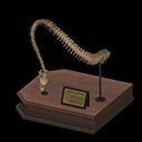 Animal Crossing New Horizons Plesio Skull Image