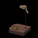 Animal Crossing New Horizons Iguanodon Skull Image