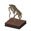 Animal Crossing New Horizons Iguanodon Torso Image