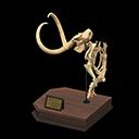 Animal Crossing New Horizons Mammoth Skull Image