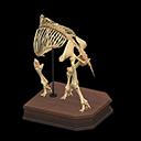 Animal Crossing New Horizons Mammoth Torso Image
