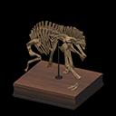 Animal Crossing New Horizons Parasaur Torso Image