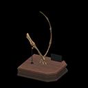 Animal Crossing New Horizons Left Quetzal Wing Image