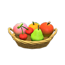 Animal Crossing New Horizons Fruit Basket Image