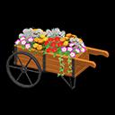 Animal Crossing New Horizons Garden Wagon Image