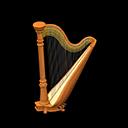 Animal Crossing New Horizons Harp Image