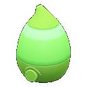 Animal Crossing New Horizons Green Humidifier
