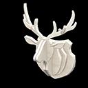 Animal Crossing New Horizons White Deer Decoration